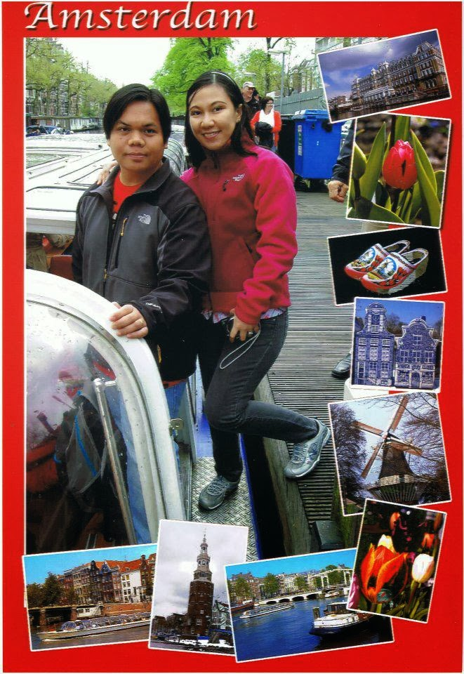 Netherlands Amsterdam Canal Cruise