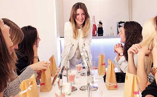 ¿ Como es ser consultora de belleza ? La historia de superación de Alexandra Ortiz