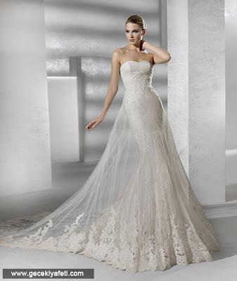 Vakko Gelinlik La Sposa Costura 2012