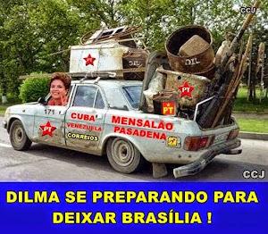 SE FOR POR FALTA DE ADEUS, TCHAU!!!