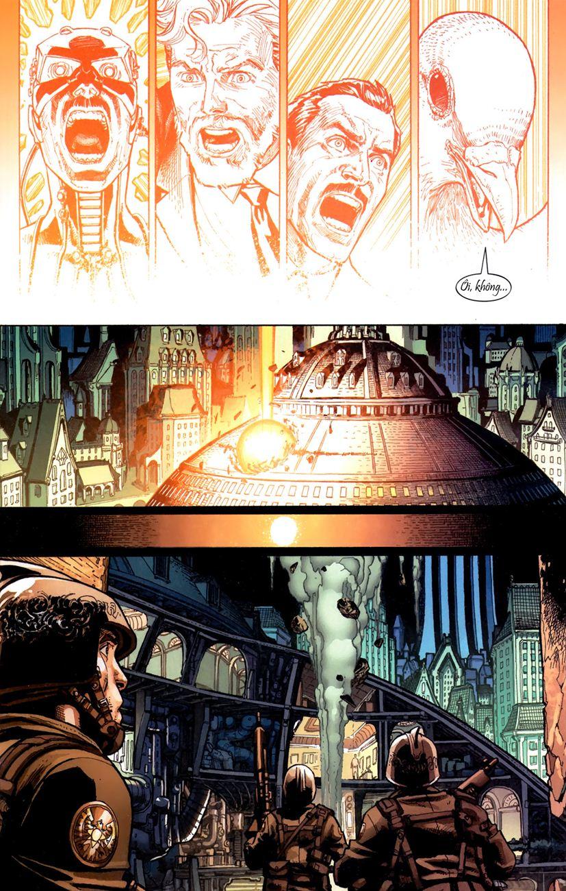 S.H.I.E.L.D chap 2 - Trang 21