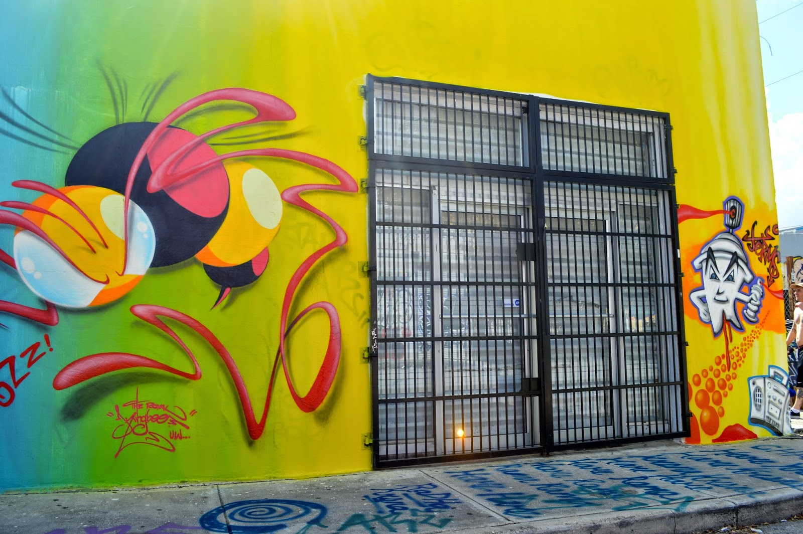 ART & FASHION SALON: Photo Blog: The Streets of Wynwood - Graffiti ...