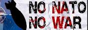 NO NATO, NO WAR !