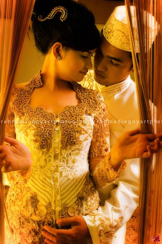 foto prewedding with kebaya