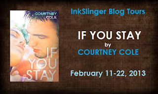 {Interview+G!veaway} If You Stay by Courtney Cole