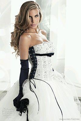 Wedding Dresses In Black 30 Cool Wedding Dresses in White