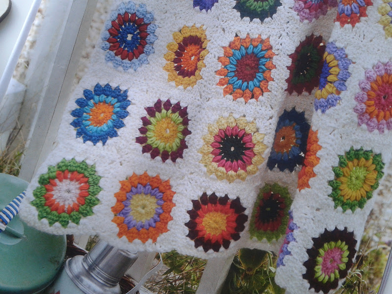 A World Of Imagination New Wip A Starburst Flower Crochet