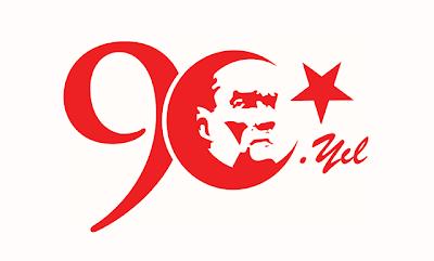 Cumhuriyet bayramı 90 yaşında beauty booop