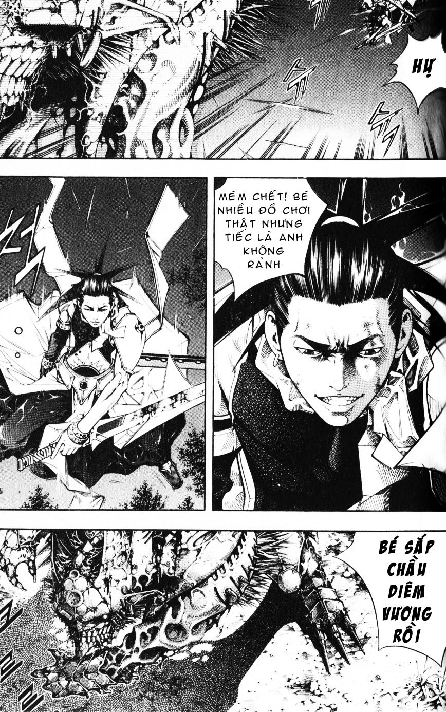 Utopias Avenger chap 3 - Trang 35