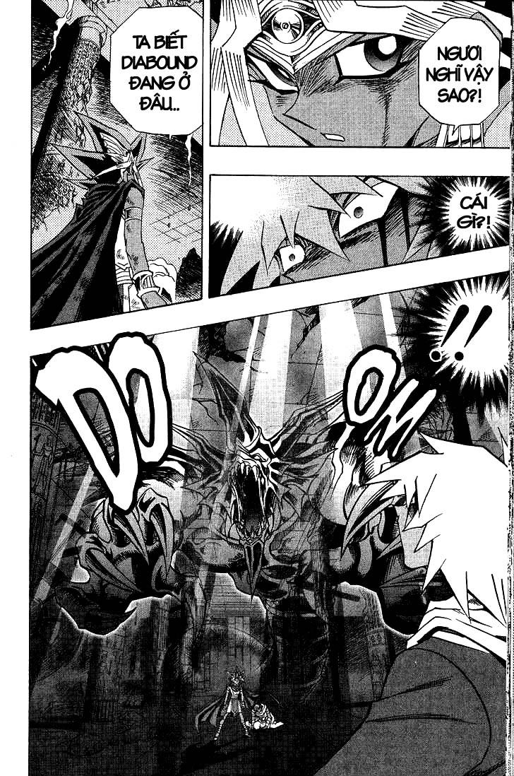 YuGi Oh – Vua Trò Chơi chap 315 Trang 17