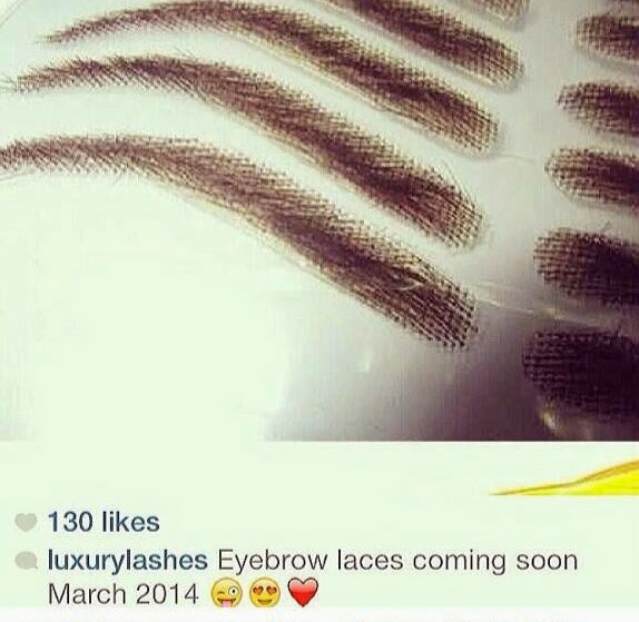 Picconn Lacefront Eyebrows The Internet Goes Crazy Over Eyebrow