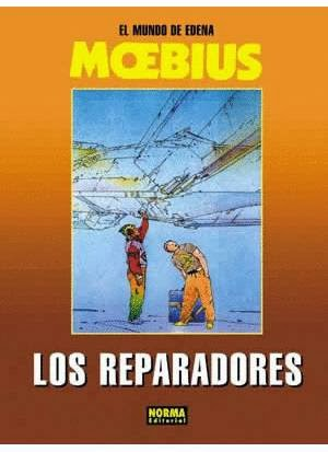 El mundo de Edena 6 Los reparadores,Jean Giraud (Moebius),Norma Editorial  tienda de comics en México distrito federal, venta de comics en México df
