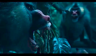 Favorite Moments from Catching Fire movie: The depiction of the monkey mutts