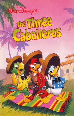The Three Caballeros - The Three Caballeros