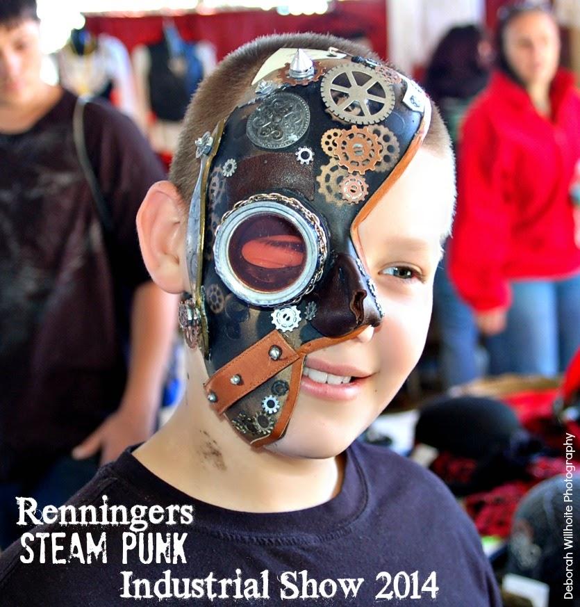 Rennigers SteamPunk Industrial Show