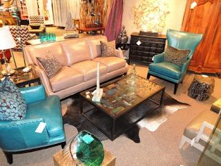 Denver Design District, fabric, C.R. Laine, Bradington Young, leather, furniture, WF Collection