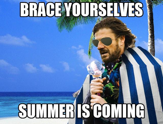 summer is coming ned stark - Juego de Tronos en los siete reinos