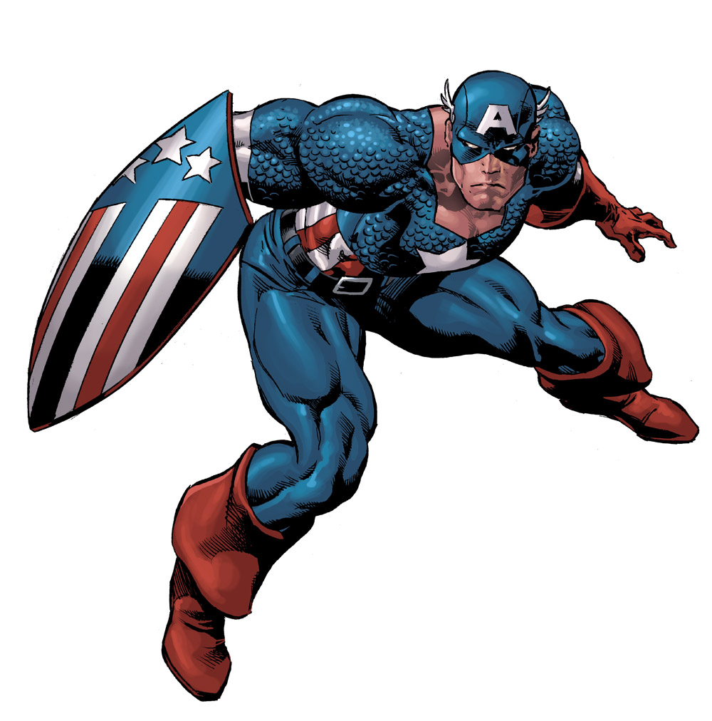 captain marvel comic hero - photo #27