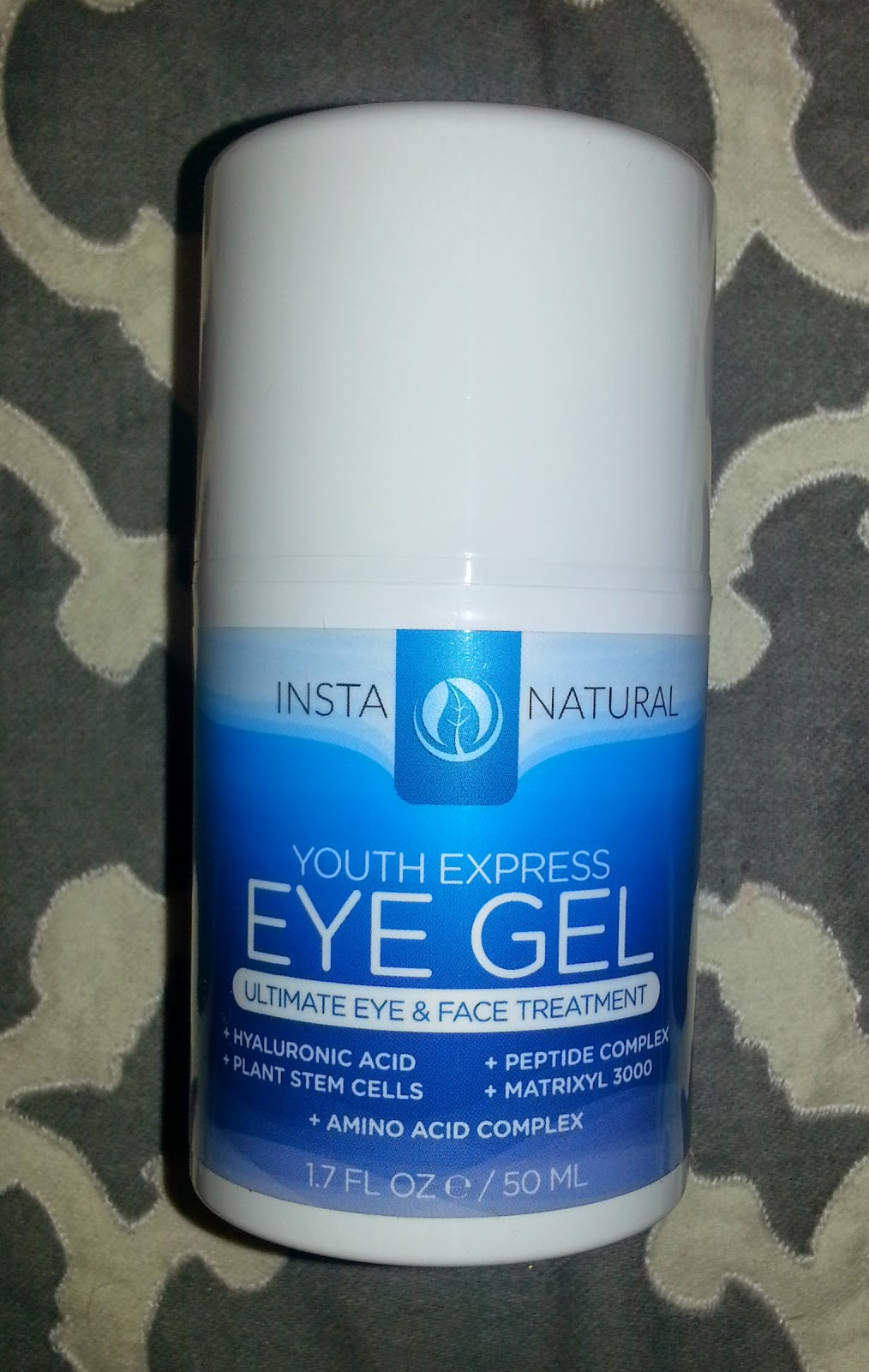 Insta Natural Youth Express Eye Gel