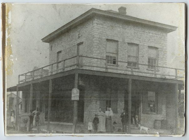 The Original Building That Has Become. Moonshine Bar U0026 Grill (photo Taken  From Moonshineu0027s Website)
