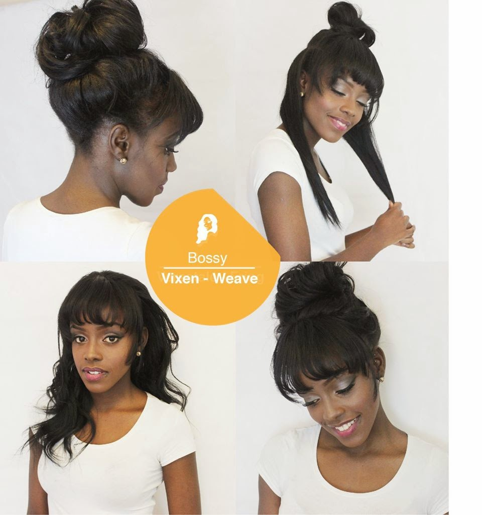 Sew In Weave Hairstyles Tutorial   Best Hairstyles Collections