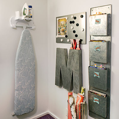 Mick and ash 39 s build laundry plans and inspiration - Ironing board solutions for small spaces ideas ...