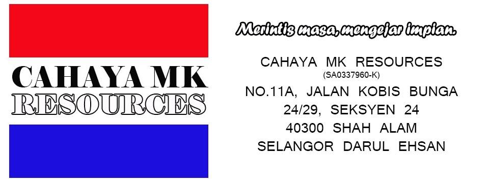 CAHAYA MK RESOURCES