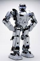 robô gente