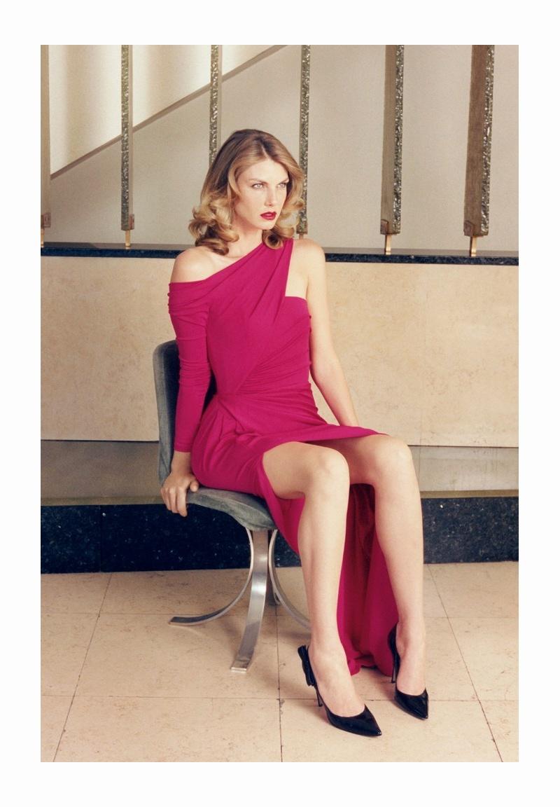 Paule Ka Womenswear - Fall/Winter 2013/14 Ad Campaign Preview | Model