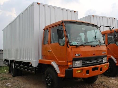 Pilihan karoseri yang paling tepat untuk mitsubishi fuso FM517HL