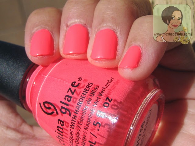 Video Post: Giveaway & Swatches of the China Glaze Spring ...
