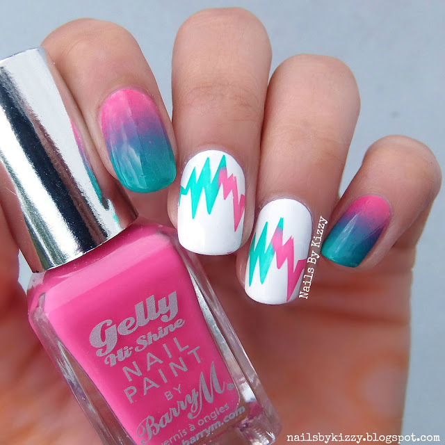 Nails By Kizzy: Heartbeat Nails