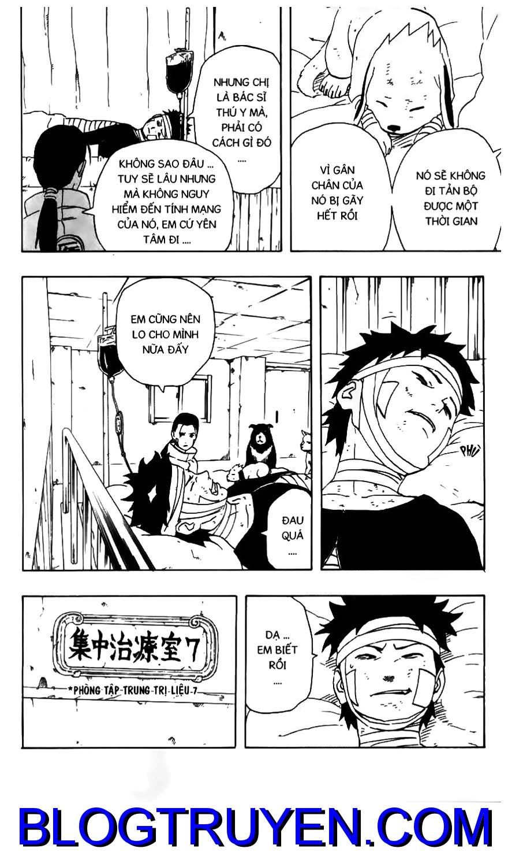 Naruto chap 235 Trang 8 - Mangak.info