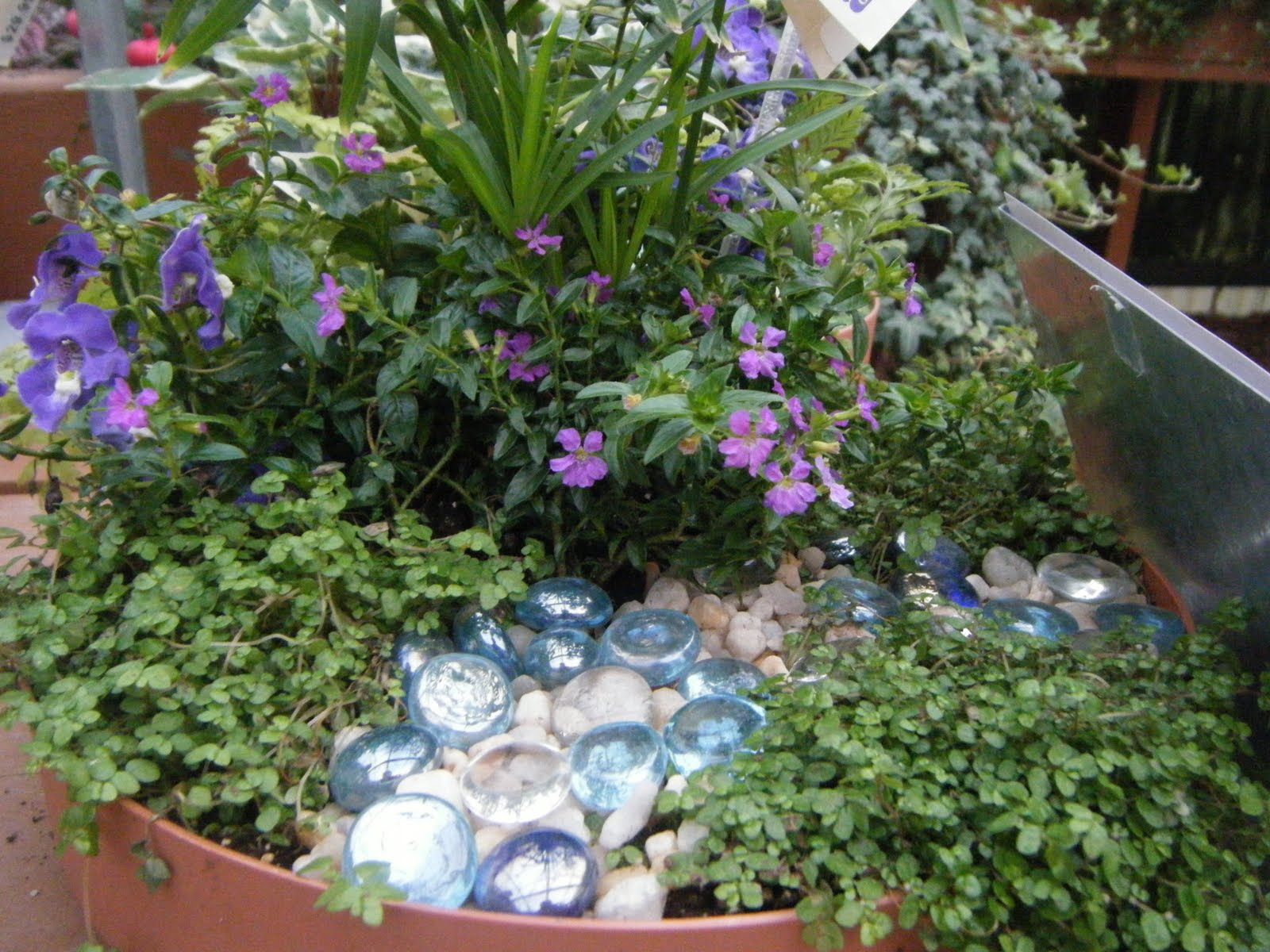Fairy Garden Ideas Gulley Greenhouse