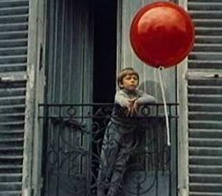 ensayo el globo rojo película