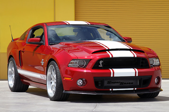 Ford Shelby GT500 Super Snake (2013)