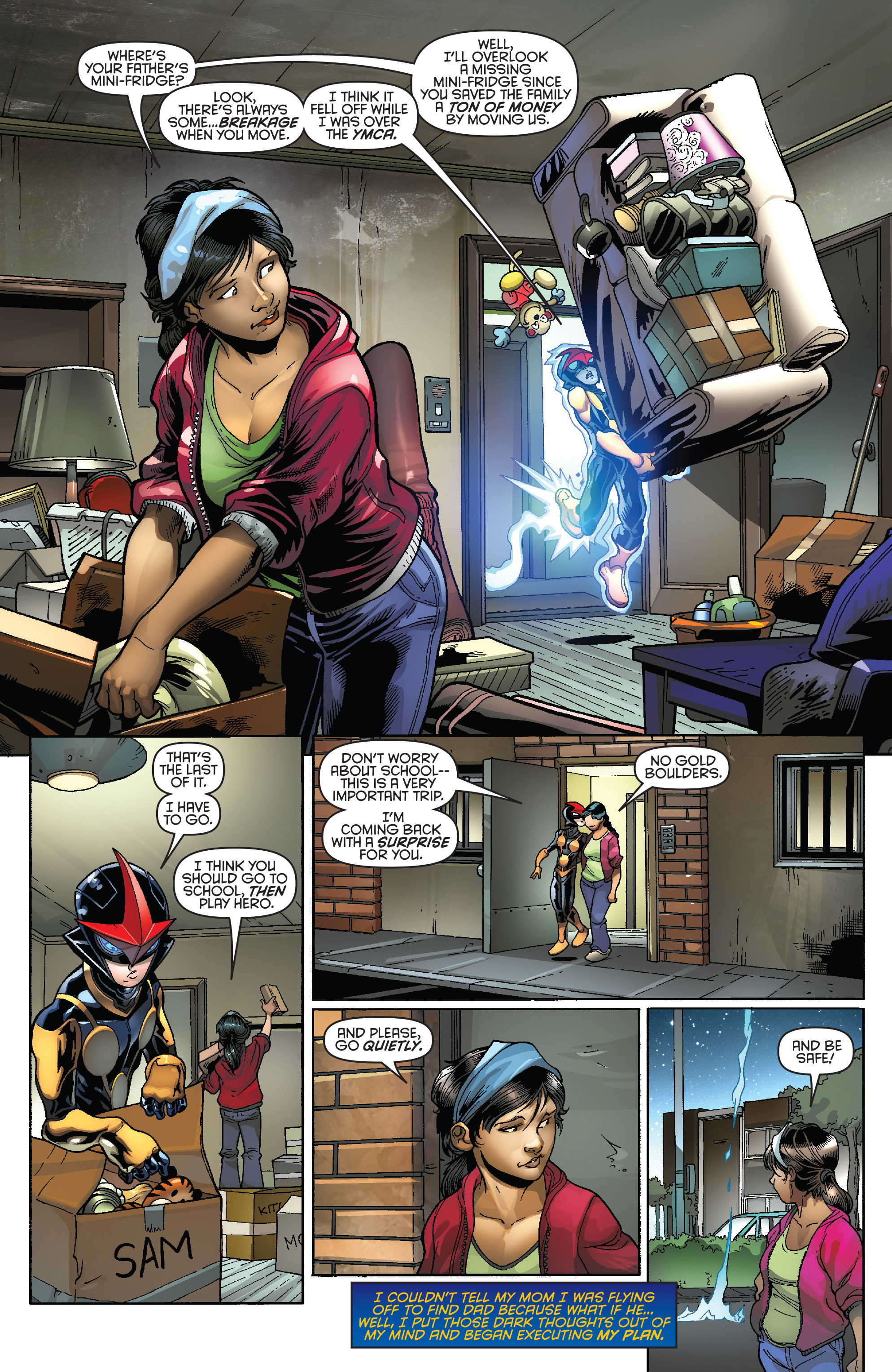 Nova (2013) - Chapter  21 | pic 4