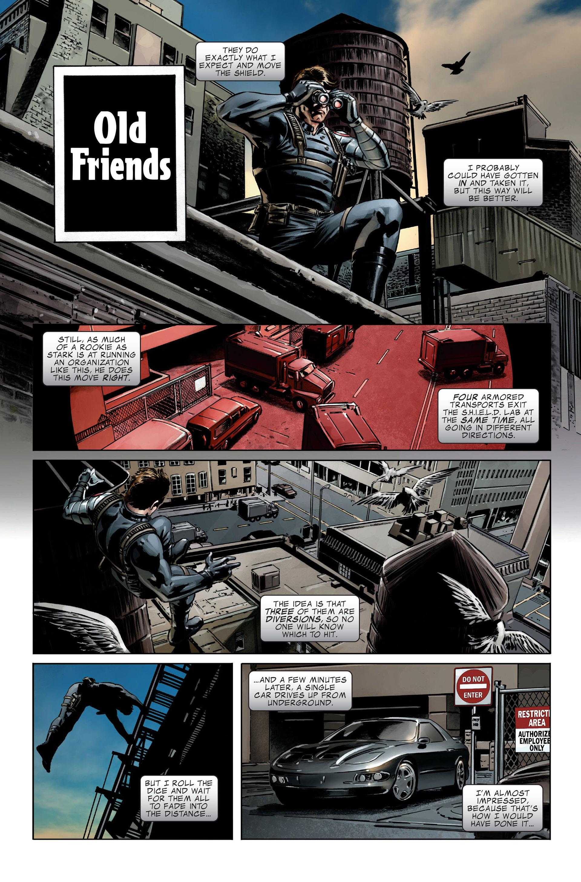 Captain America (2005) Issue #27 #27 - English 13