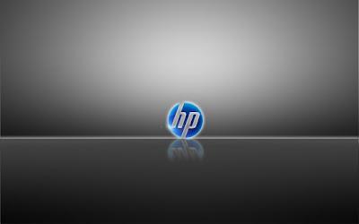 Logo Wallpaper hp