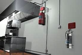 Restaurant Fire Suppression Systems Are Specifically Designed, Tested, And  Approved/listed To Provide Fire Protection For Commercial Kitchen Cooking  ...