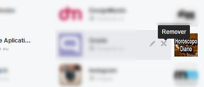 Como remover jogos do Facebook