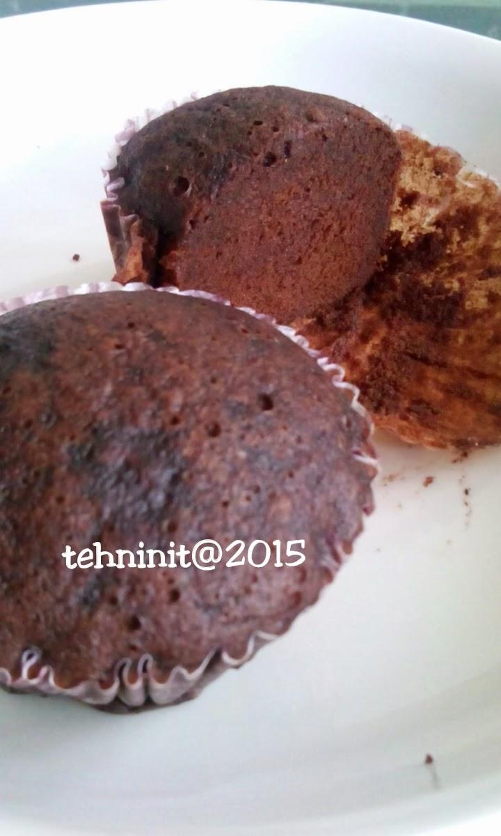 Brownies Kukus Tepung Beras Lembut dan Lezat cup