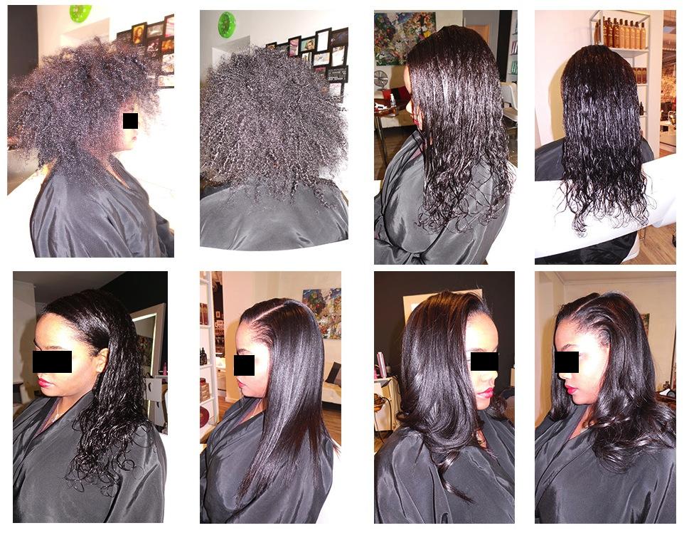 lissage bresilien cheveux crepus avant apres. Black Bedroom Furniture Sets. Home Design Ideas