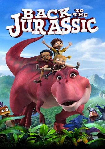 Back to the Jurassic (2015) Dvdrip Latino [Animación]