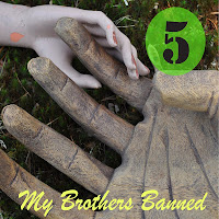 My Brothers Banned - 'Five' CD Review (Off White Trash Records)