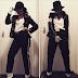 Ironia? Anitta se fantasia de Michael Jackson