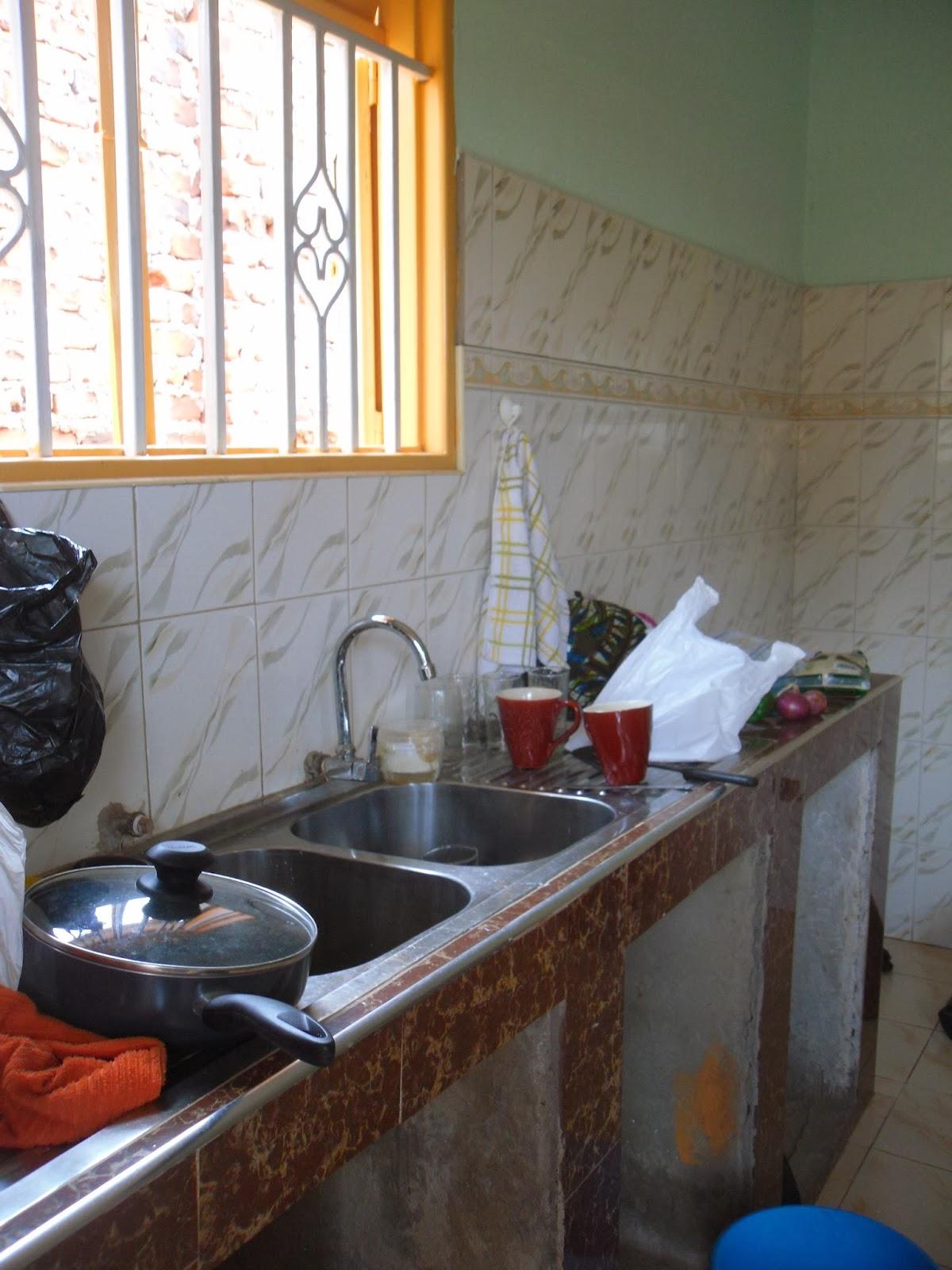 Isaac & Rachel in Uganda: Our Home