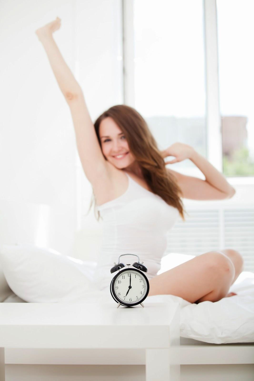 A Model's Secrets: Wake up Mor...