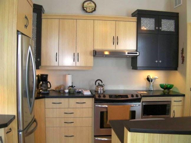 Interior dapur rumah minimalis 5