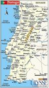 Mapa de Portugal (mapa)